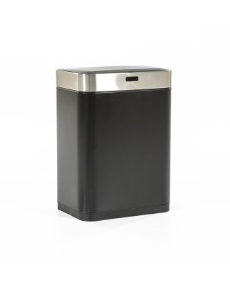 Prullenbak met sensor zwart Jaimy 60 liter