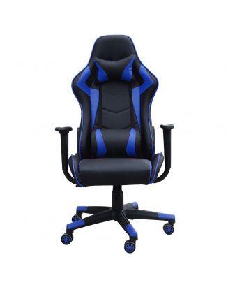 gamestoel-blauw